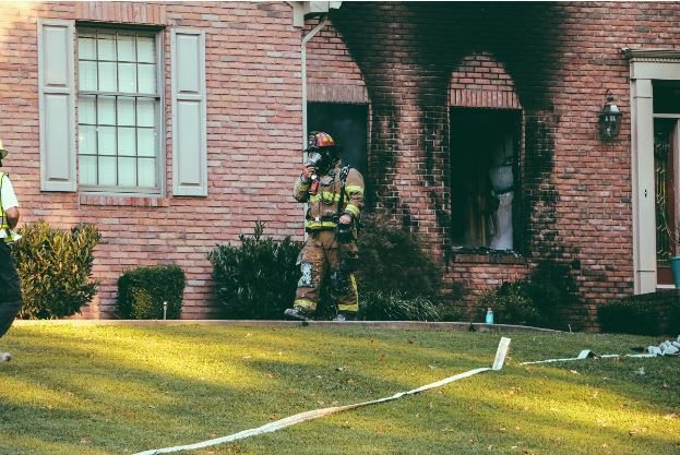 What Should You Do Following a House Fire?