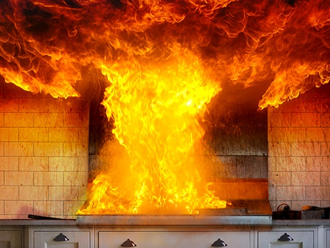 The Most Common Causes of Kitchen Fires and How to Prevent Them
