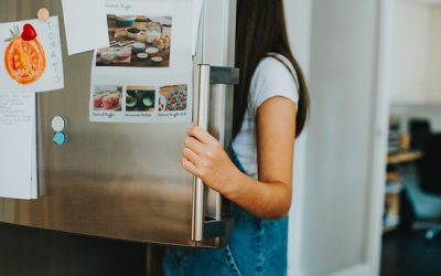 How A Refrigerator Leak Can Damage Your Floor